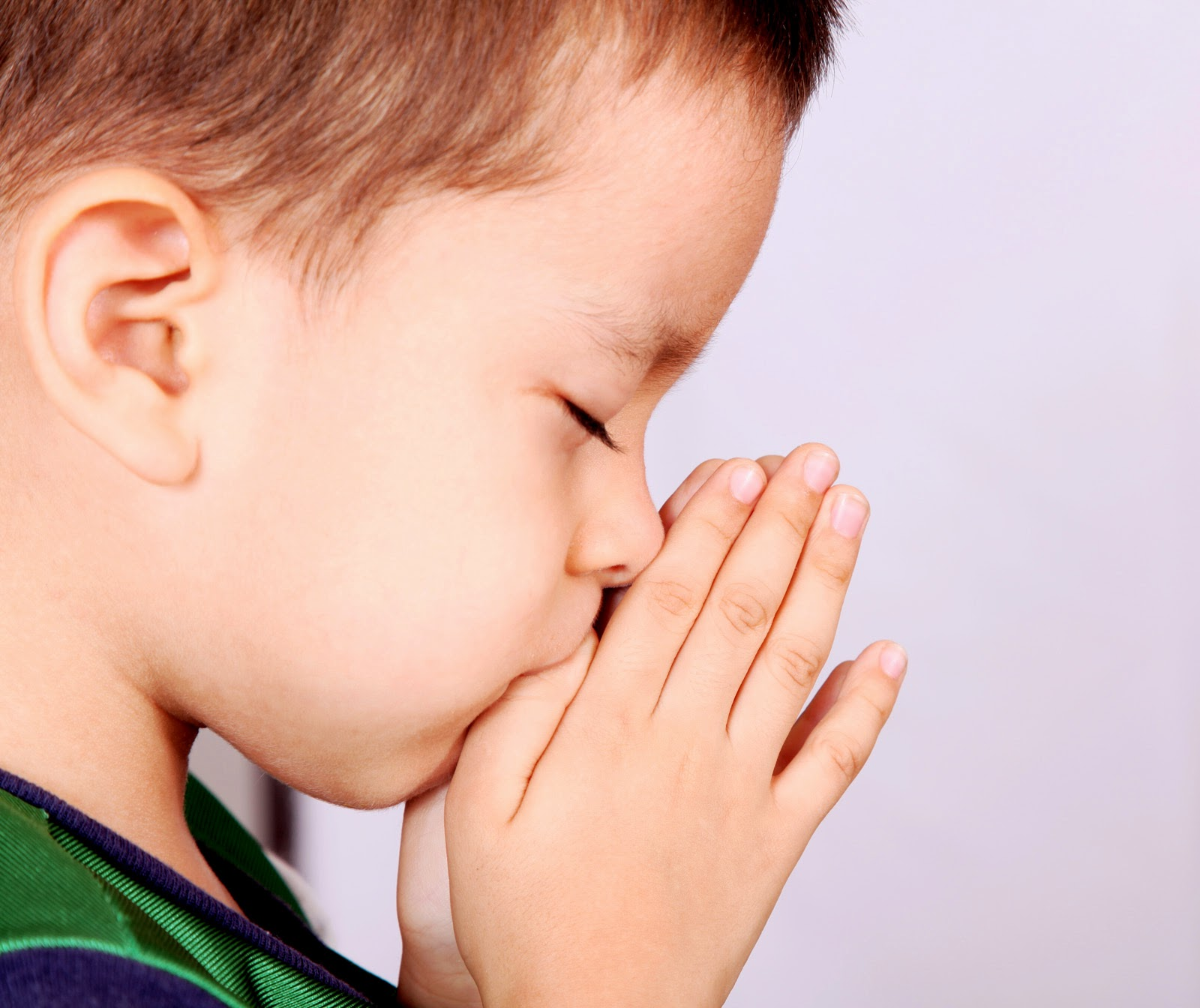 boy prayer